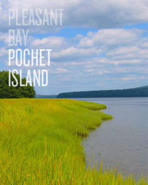Pleasant Bay - Pochet Island