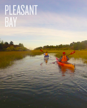 Pleasant Bay Paddle