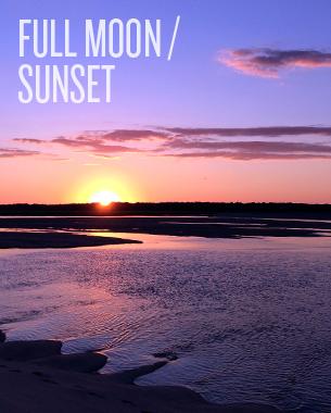 Full Moon / Sunset Paddle